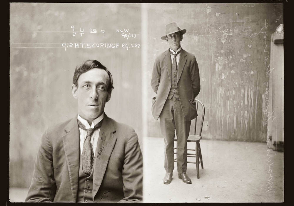 criminals04 Портреты преступников 1920 х годов