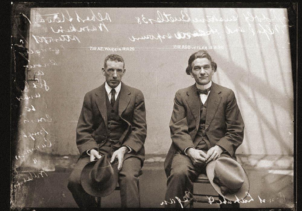 criminals05 Портреты преступников 1920 х годов