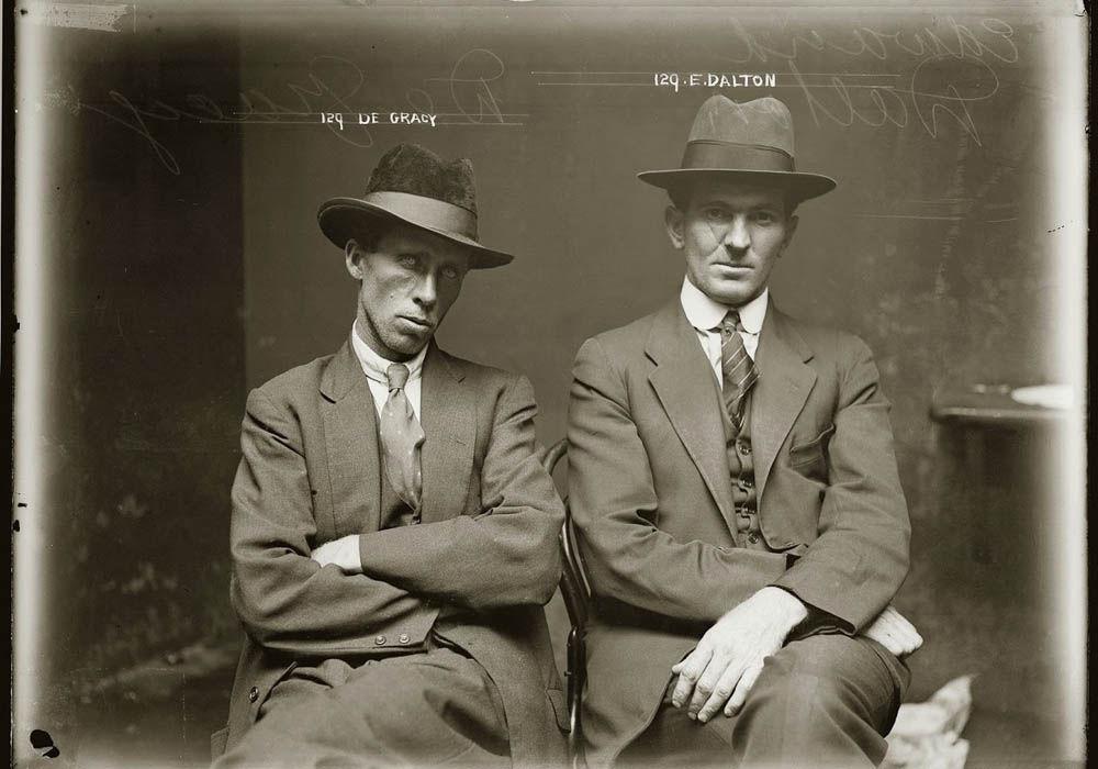 criminals06 Портреты преступников 1920 х годов