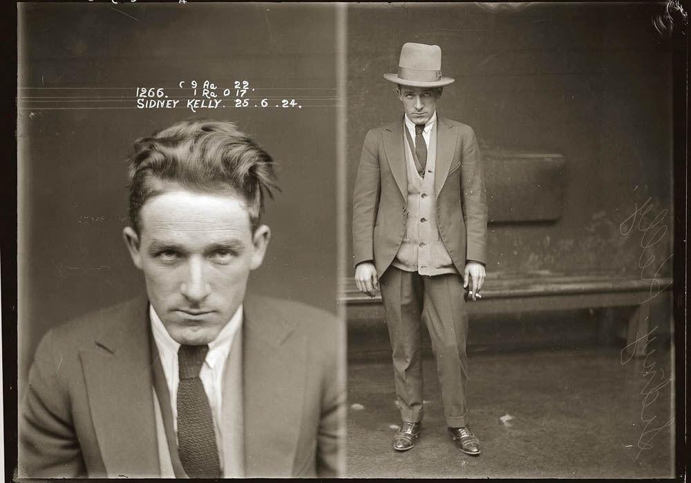 criminals07 Портреты преступников 1920 х годов
