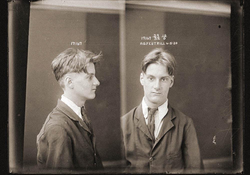 criminals08 Портреты преступников 1920 х годов