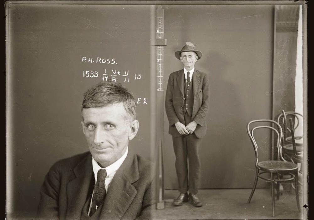 criminals10 Портреты преступников 1920 х годов