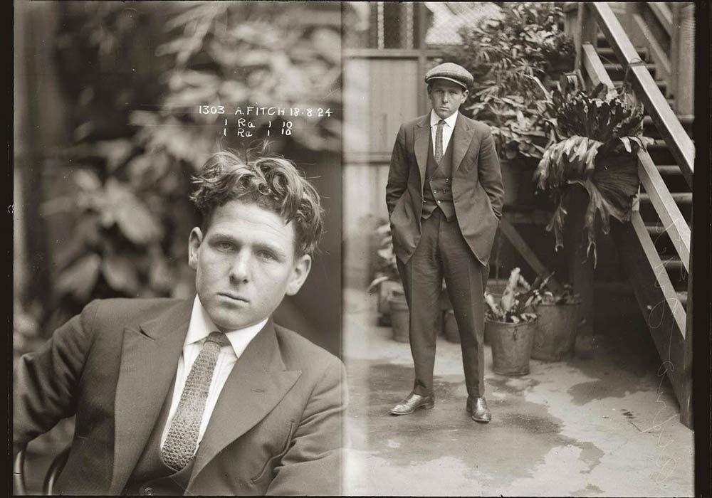 criminals11 Портреты преступников 1920 х годов