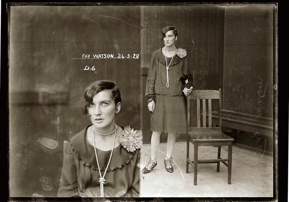 criminals13 Портреты преступников 1920 х годов