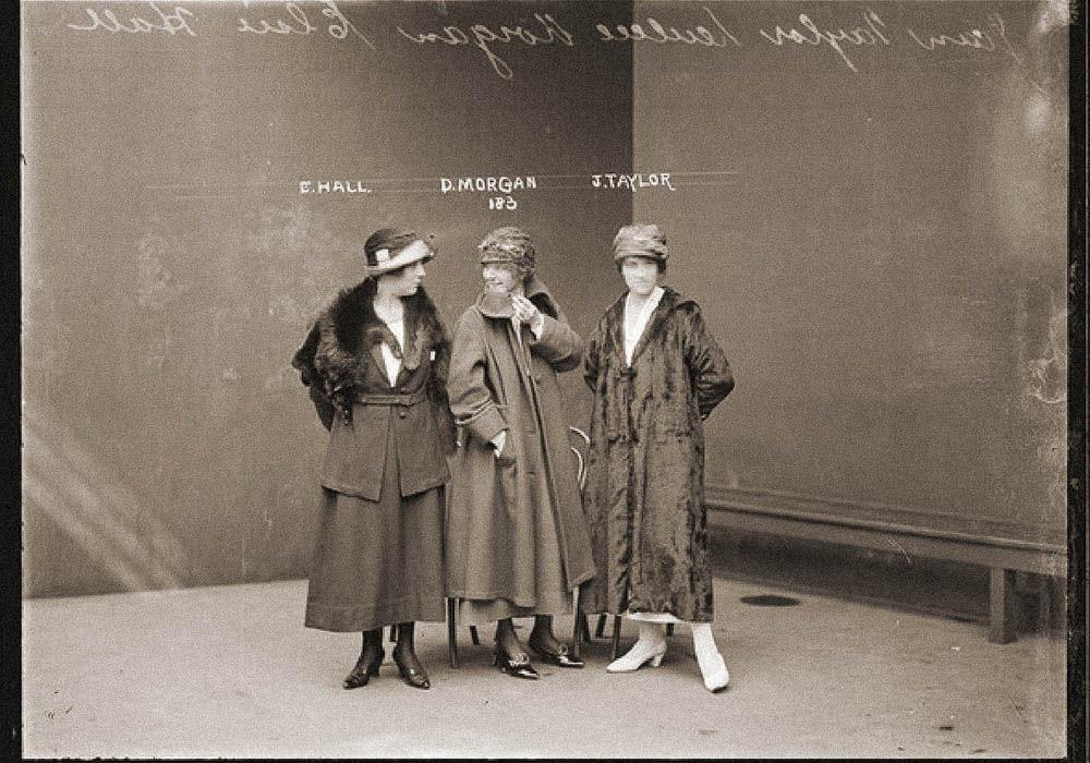 criminals15 Портреты преступников 1920 х годов