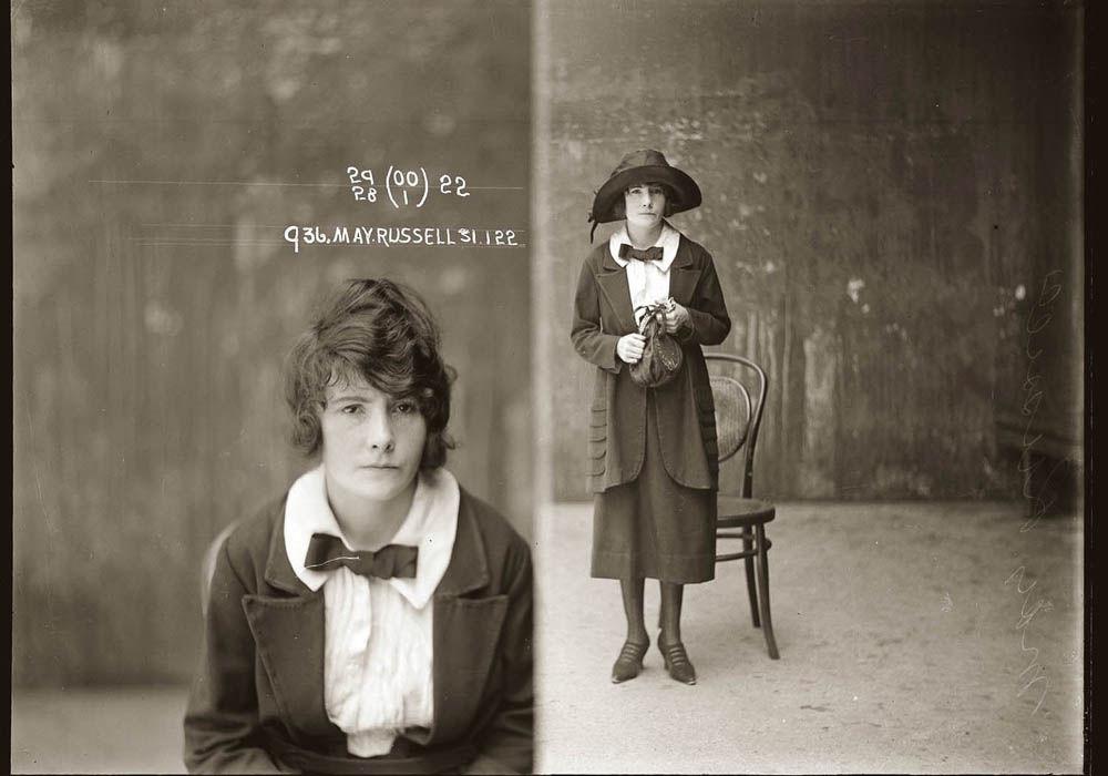 criminals16 Портреты преступников 1920 х годов