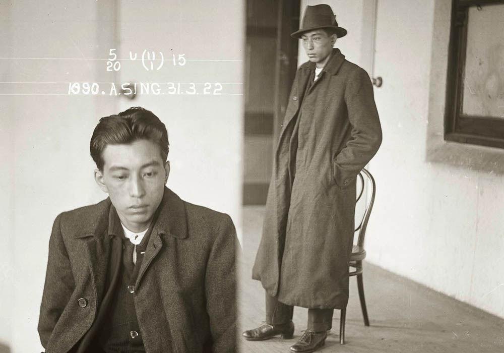criminals17 Портреты преступников 1920 х годов