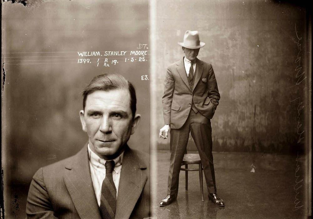 criminals19 Портреты преступников 1920 х годов
