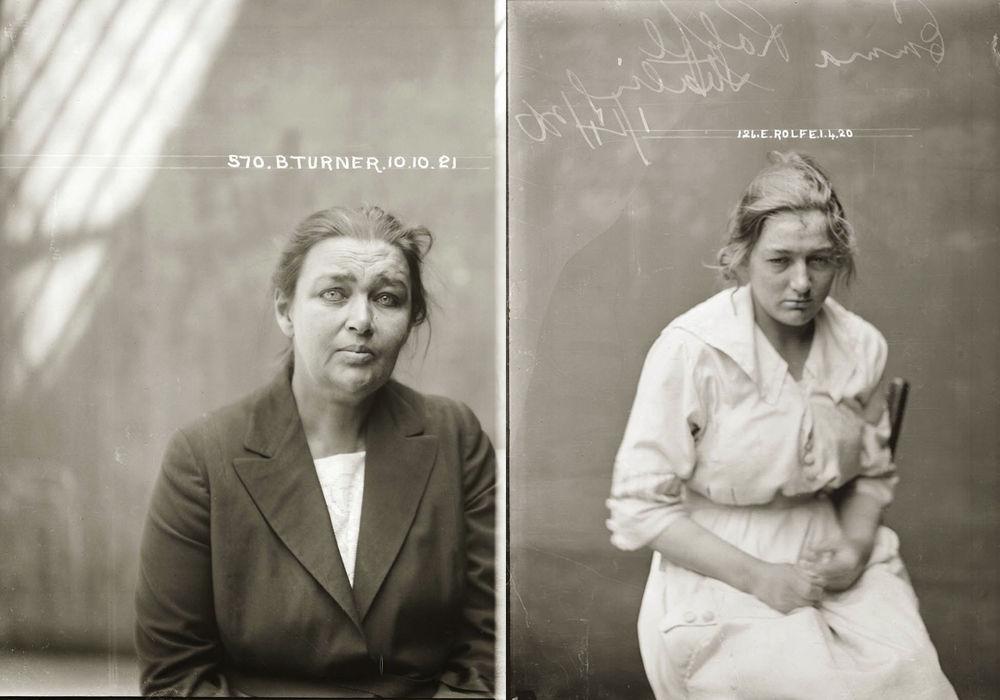 criminals21 Портреты преступников 1920 х годов