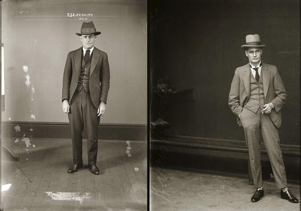 criminals22 Портреты преступников 1920 х годов