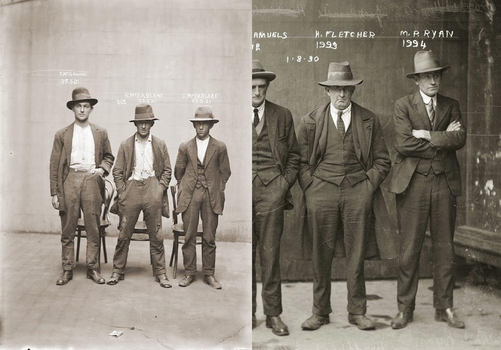 criminals23 Портреты преступников 1920 х годов