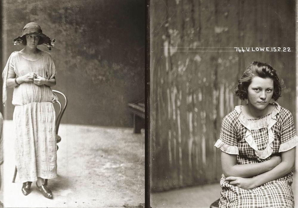 criminals24 Портреты преступников 1920 х годов