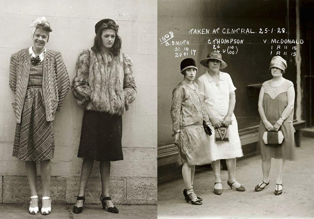 criminals25 Портреты преступников 1920 х годов