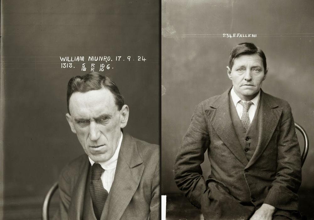 criminals26 Портреты преступников 1920 х годов