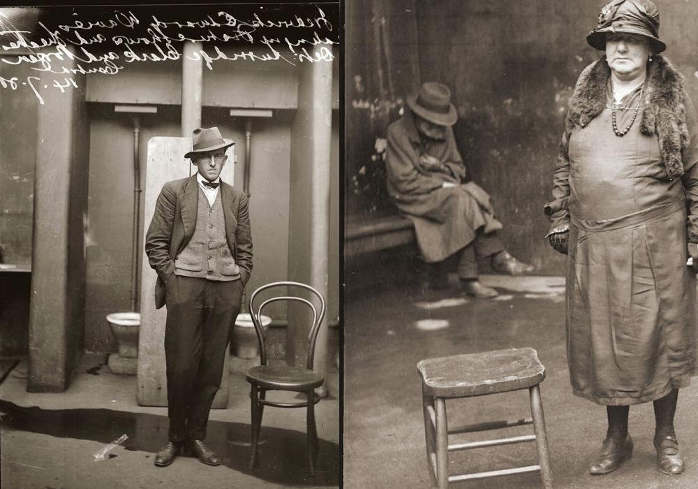 criminals28 Портреты преступников 1920 х годов