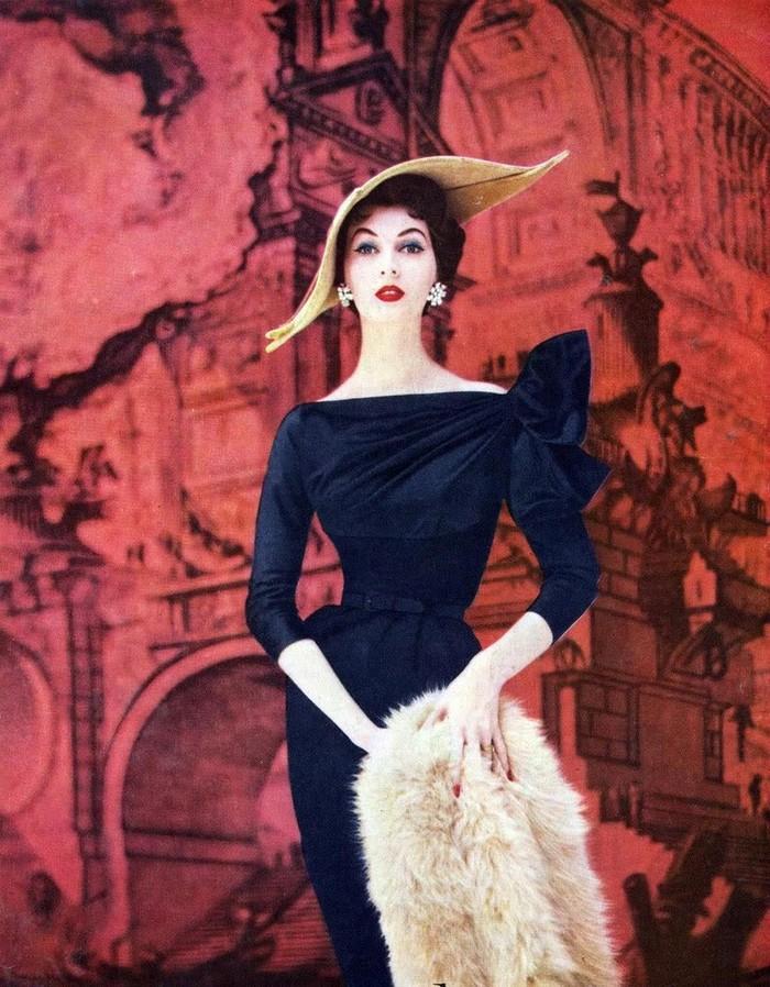 cultmodels01 17 культовых моделей, которые изменили мир моды своим появлением