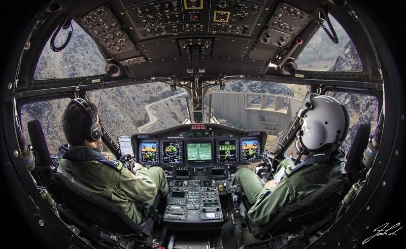 fromcockpit11 25 фотографий, сделанных пилотами из кабин самолётов