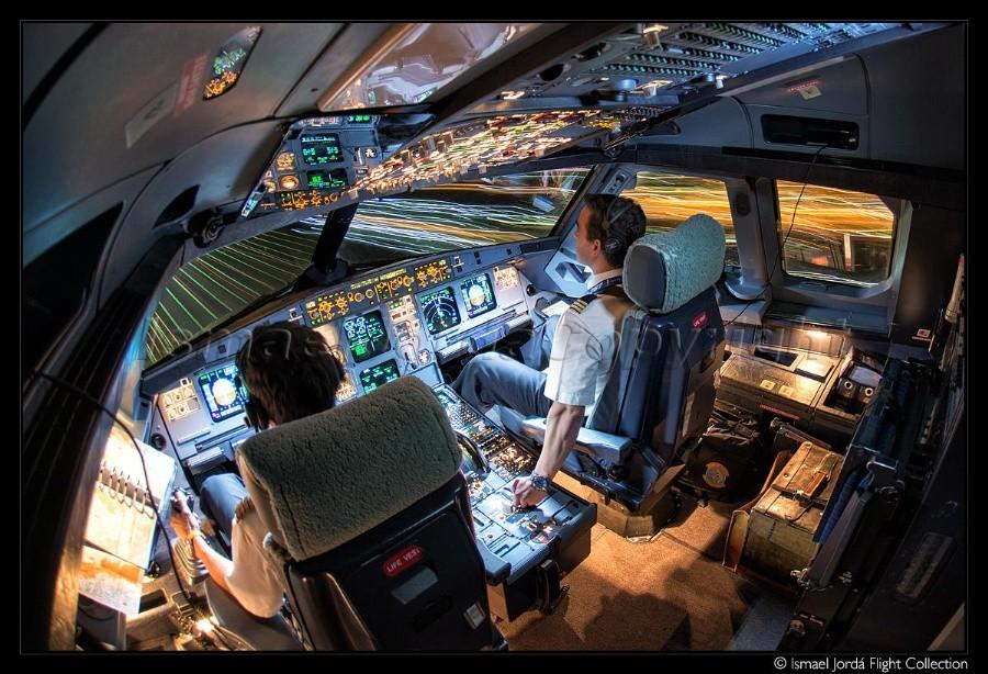 fromcockpit14 25 фотографий, сделанных пилотами из кабин самолётов