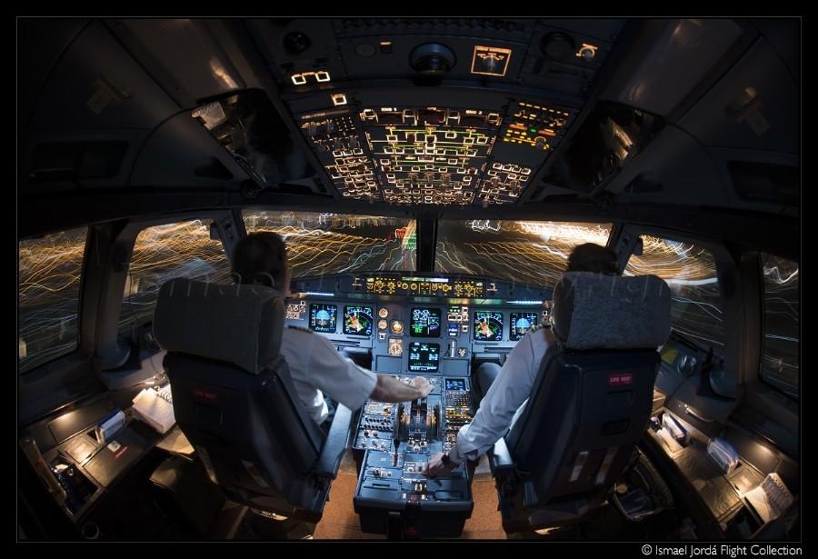 fromcockpit15 25 фотографий, сделанных пилотами из кабин самолётов