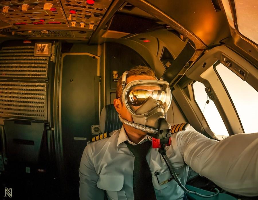 fromcockpit27 25 фотографий, сделанных пилотами из кабин самолётов