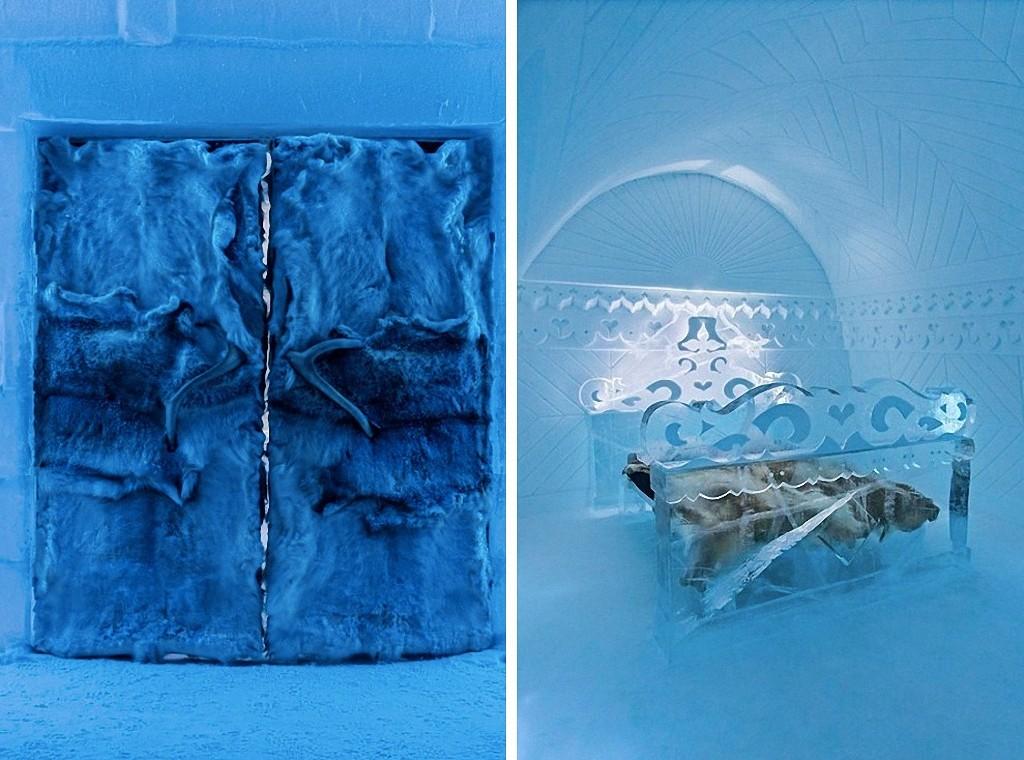 icehotels01 8 самых удивительных ледовых отелей мира