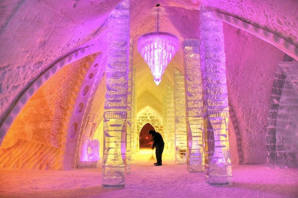icehotels04 8 самых удивительных ледовых отелей мира