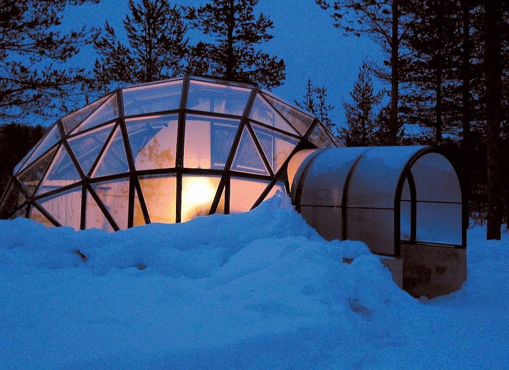 icehotels07 8 самых удивительных ледовых отелей мира