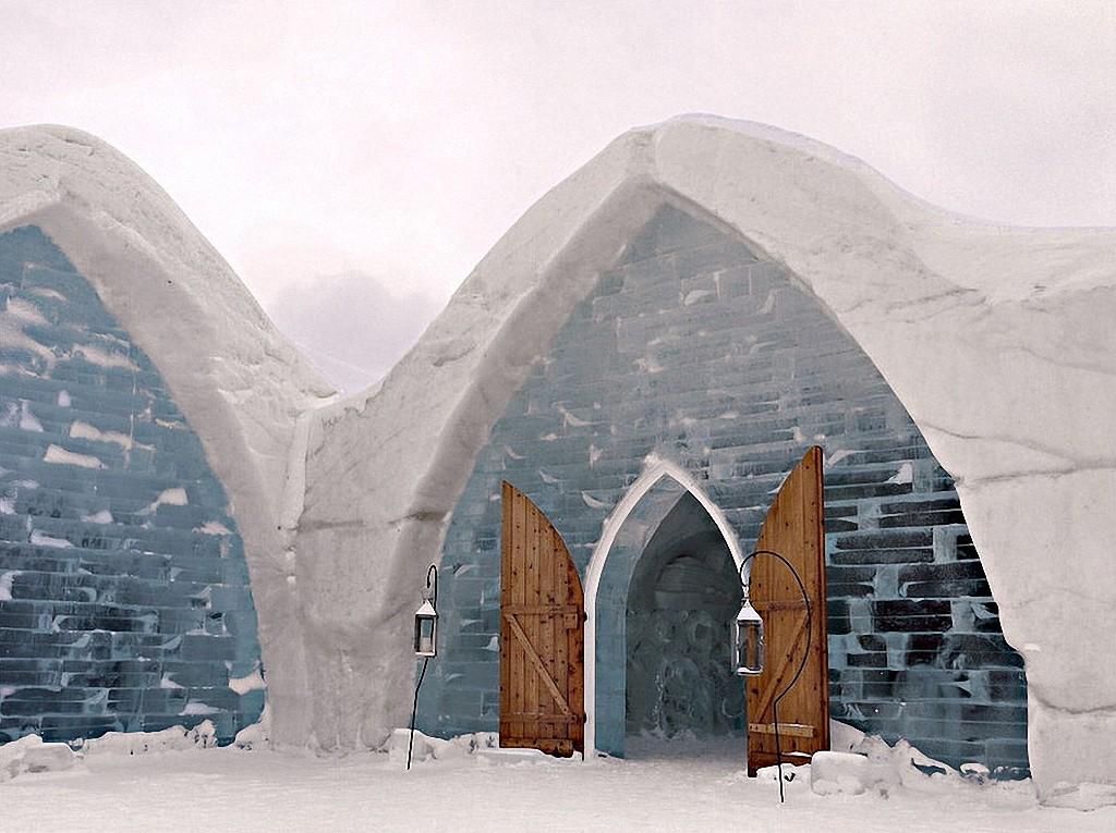 icehotels08 8 самых удивительных ледовых отелей мира