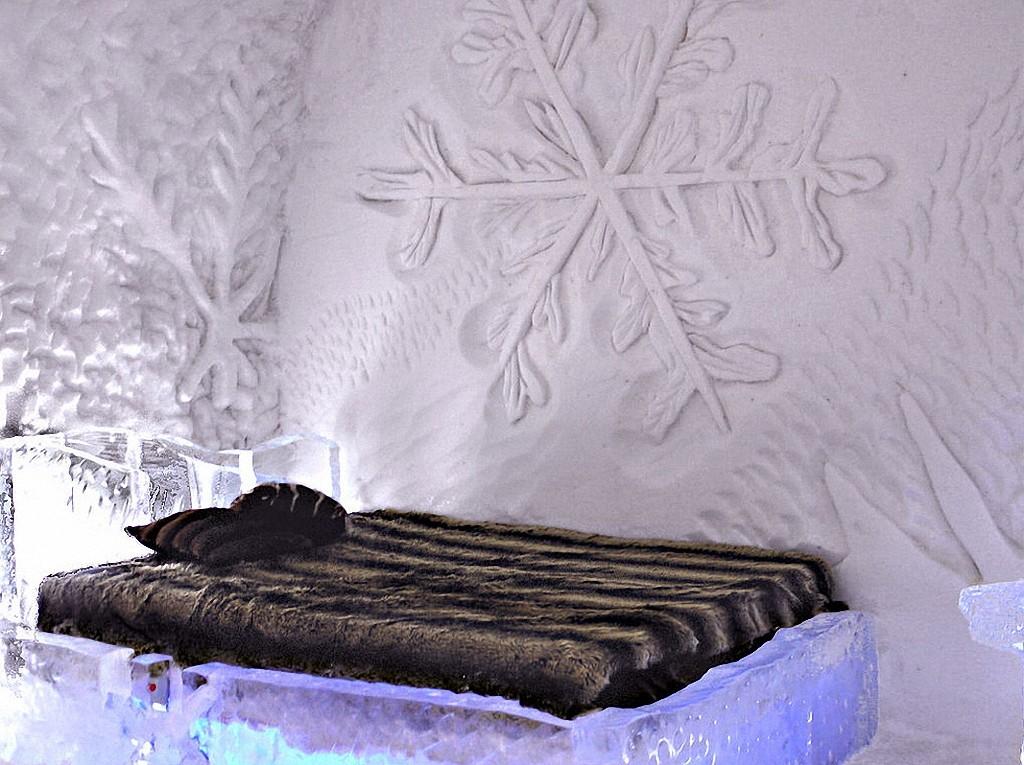 icehotels09 8 самых удивительных ледовых отелей мира