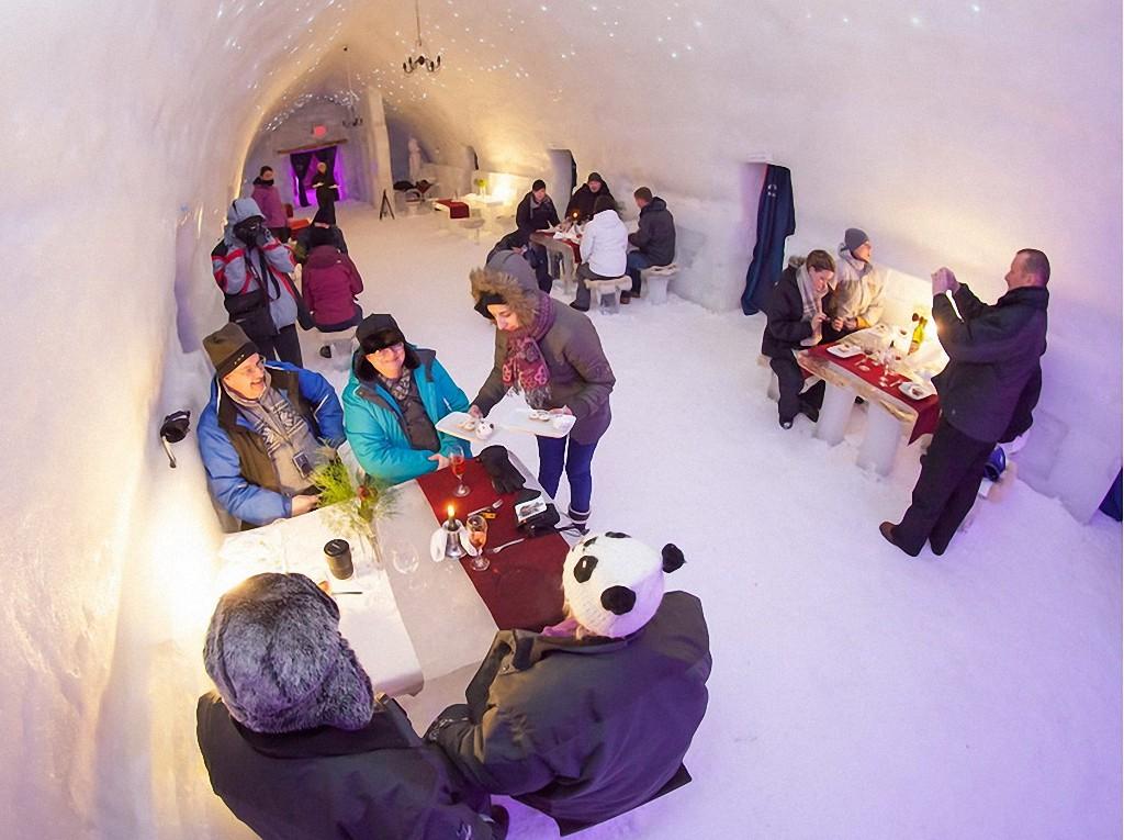 icehotels13 8 самых удивительных ледовых отелей мира