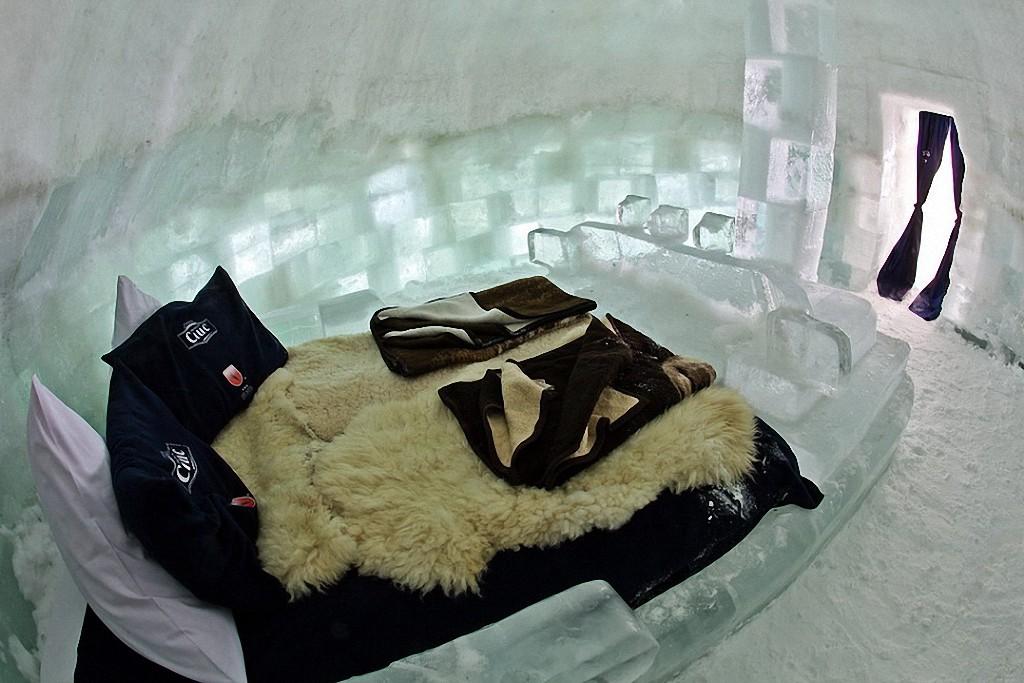 icehotels14 8 самых удивительных ледовых отелей мира