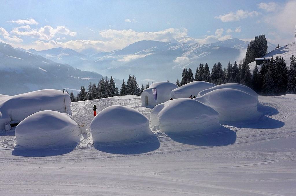 icehotels16 8 самых удивительных ледовых отелей мира