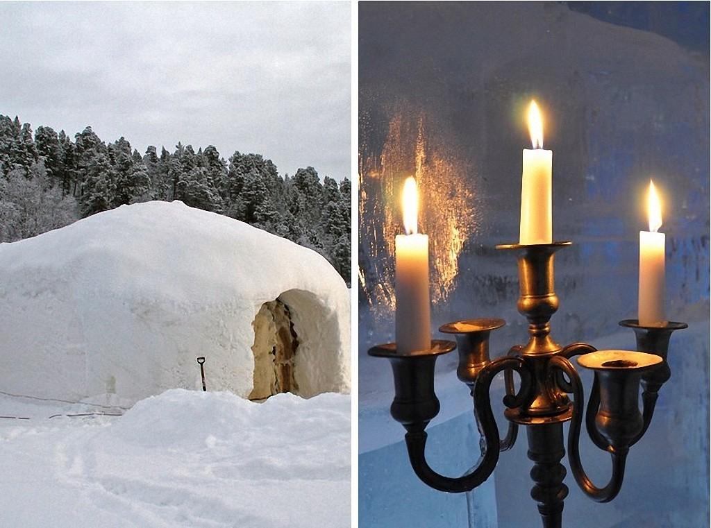 icehotels19 8 самых удивительных ледовых отелей мира