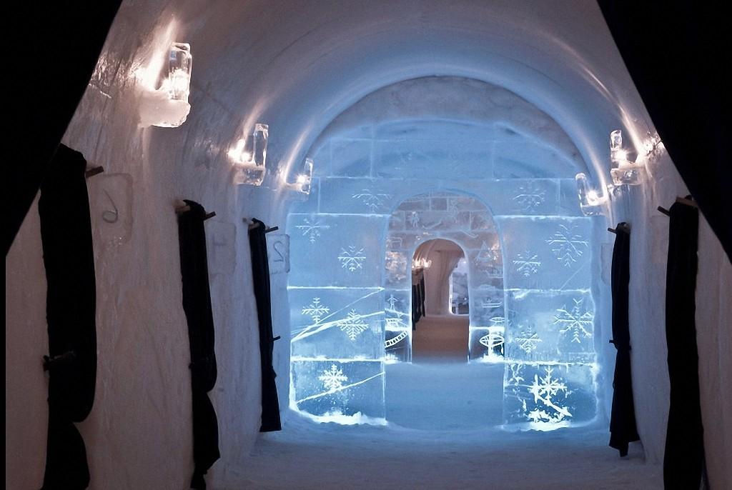 icehotels20 8 самых удивительных ледовых отелей мира