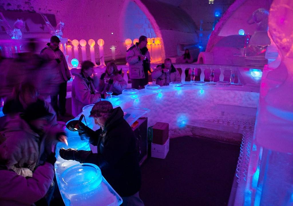 icehotels21 8 самых удивительных ледовых отелей мира