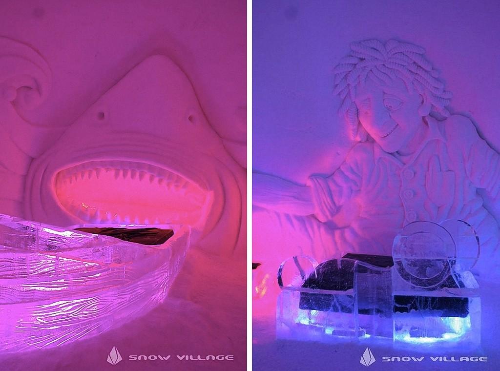 icehotels23 8 самых удивительных ледовых отелей мира