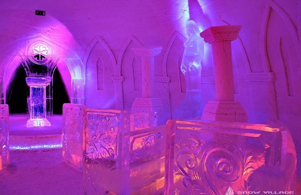 icehotels25 8 самых удивительных ледовых отелей мира