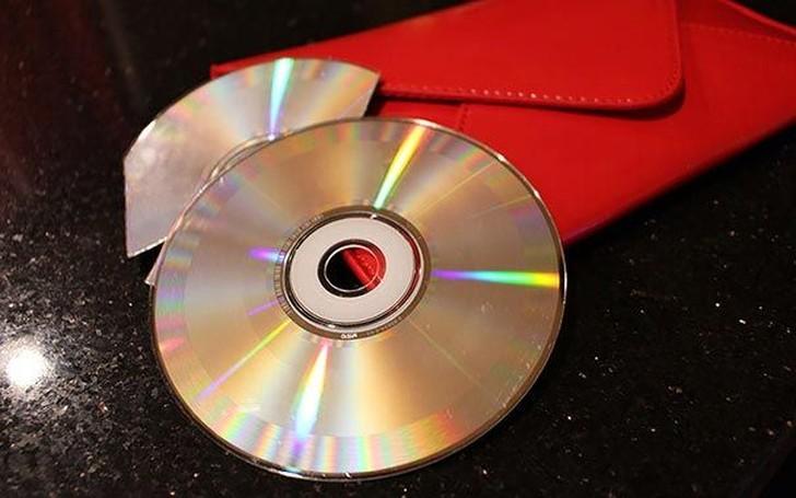 oldCDs26 25 блестящих идей по утилизации старых компакт дисков