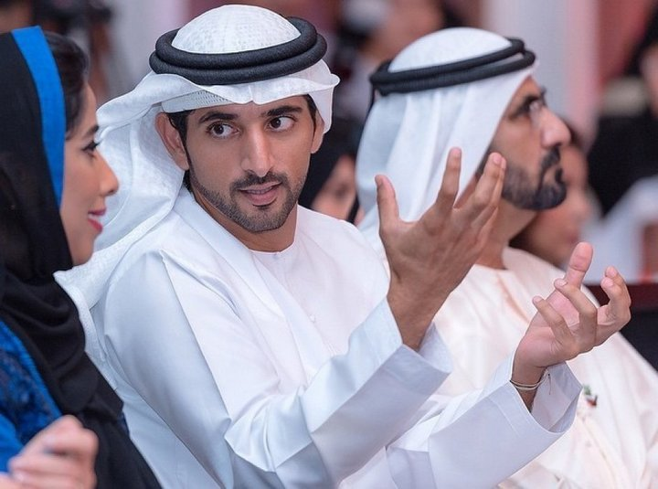 король арабских эмиратов фото