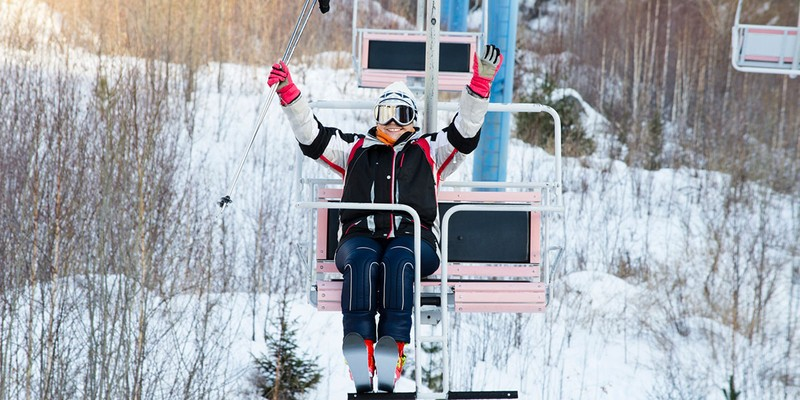 Секс фото на горнолыжного, страстно поимел красавицу