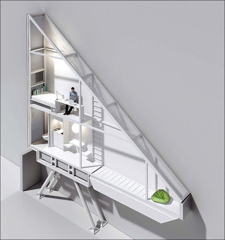 tinyhouses02 Семь крошечных домов, каждый метр которых совершенен