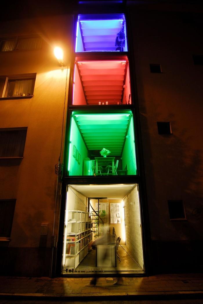 tinyhouses07 Семь крошечных домов, каждый метр которых совершенен
