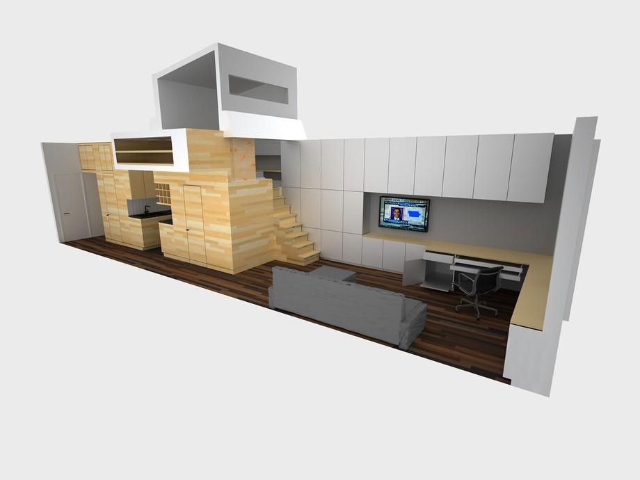 tinyhouses13 Семь крошечных домов, каждый метр которых совершенен