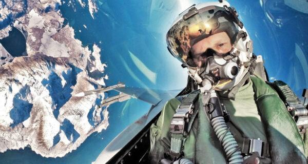 Люси в небе с алмазами: селфи пилотов самолетов
