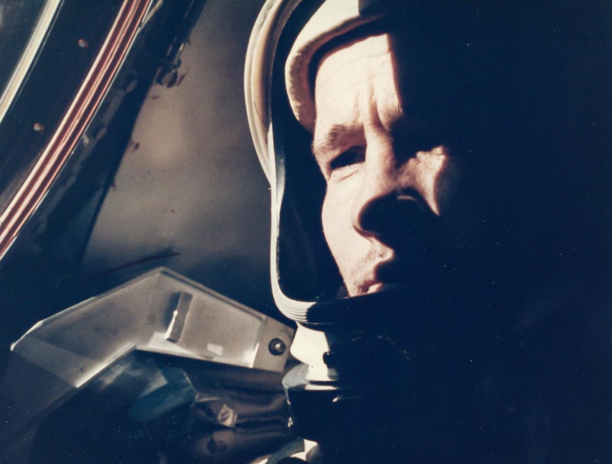 031 Космический винтаж: старые снимки НАСА уйдут с молотка в Лондоне