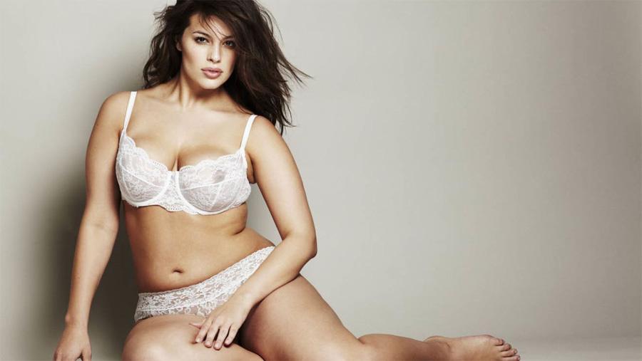 1210 Имеет значение: новый тренд Victorias Secret — модели плюс сайз