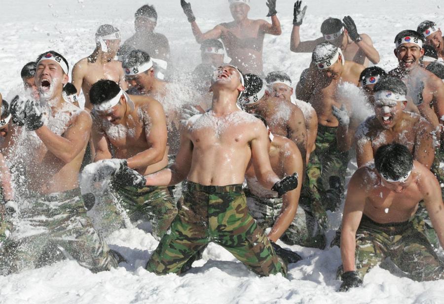 48 Самые суровые армейские тренировки со всего мира