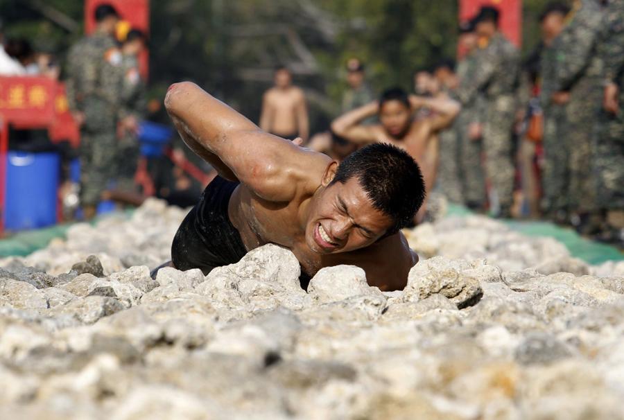 57 Самые суровые армейские тренировки со всего мира