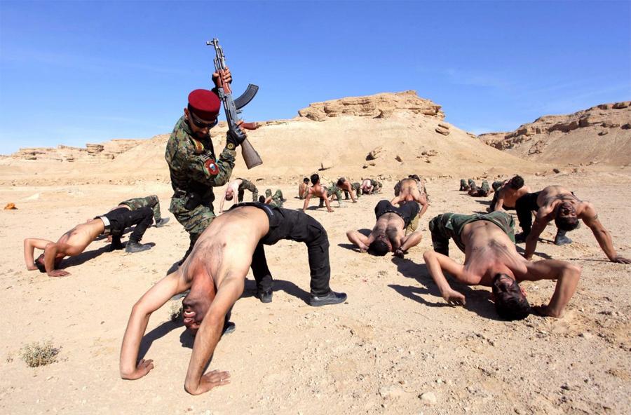 67 Самые суровые армейские тренировки со всего мира