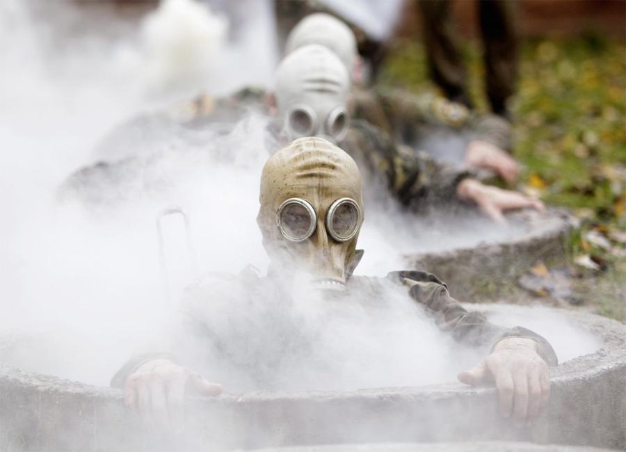 87 Самые суровые армейские тренировки со всего мира